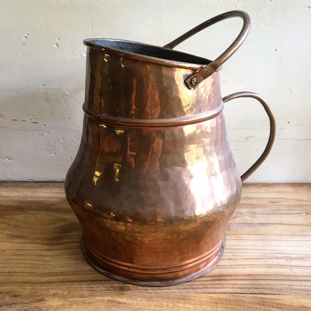 Large Copper Jug
