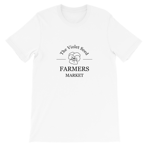 The Violet Seed Farmers Market Tee