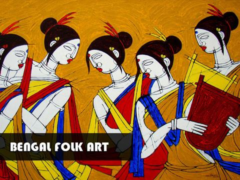 TRIBAL FOLKLORE FROM WEST BENGAL