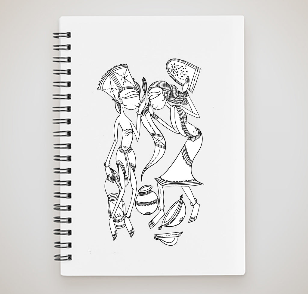 Notebook - Tribal Art