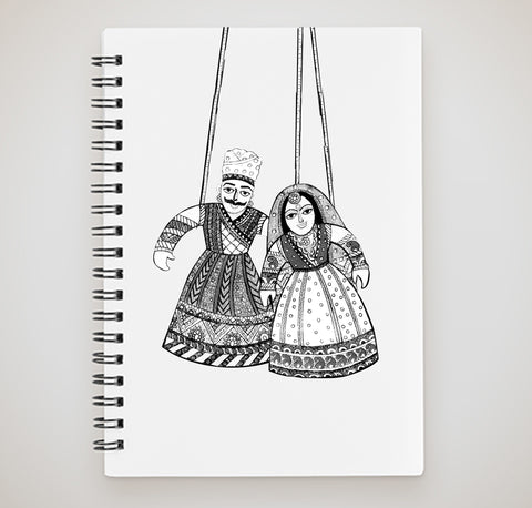 Notebook - Kathputli