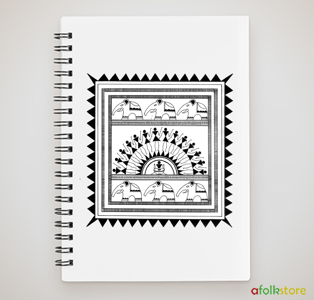 Notebook - Warli