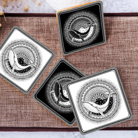 Coaster - Set of 4