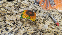 Load image into Gallery viewer, Sunflower Cuff