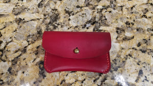 Fuchsia Card Wallet