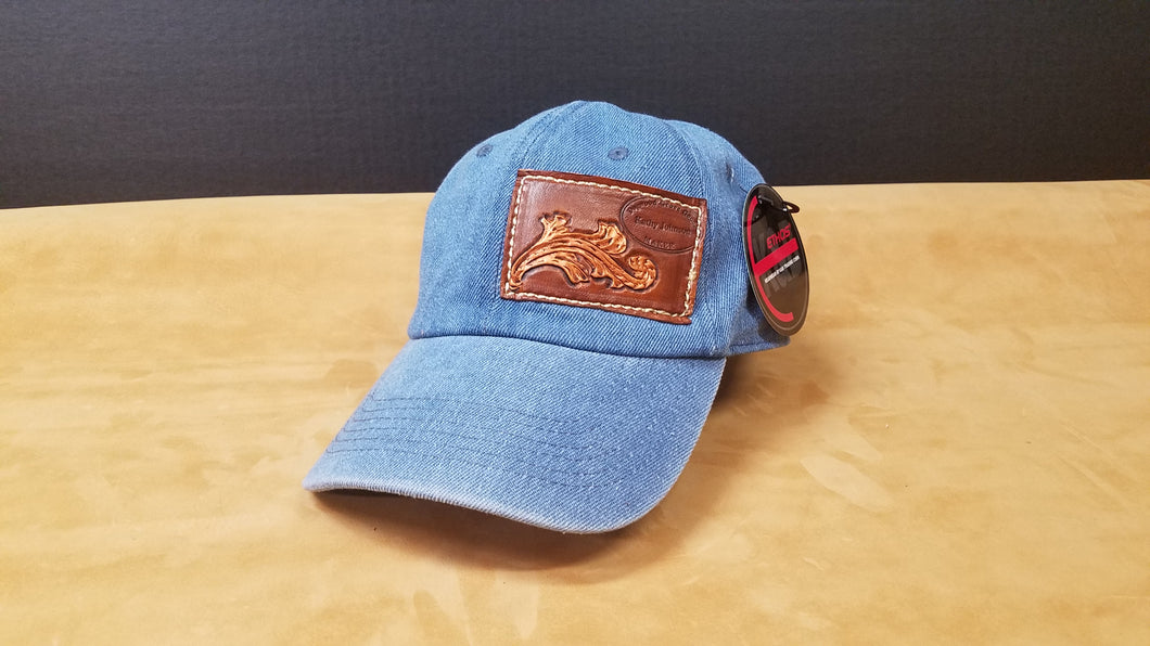 Light Denim Cap