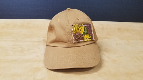 Adjustable Khaki Cap