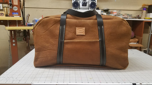 Bison Overnight Bag