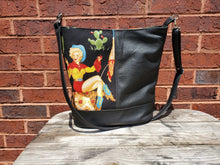 Load image into Gallery viewer, Bonnie Bucket Bag- Cowgirl Theme