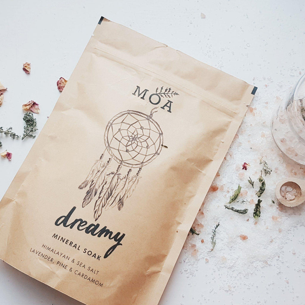 Dreamy Mineral Soak - Award Winning