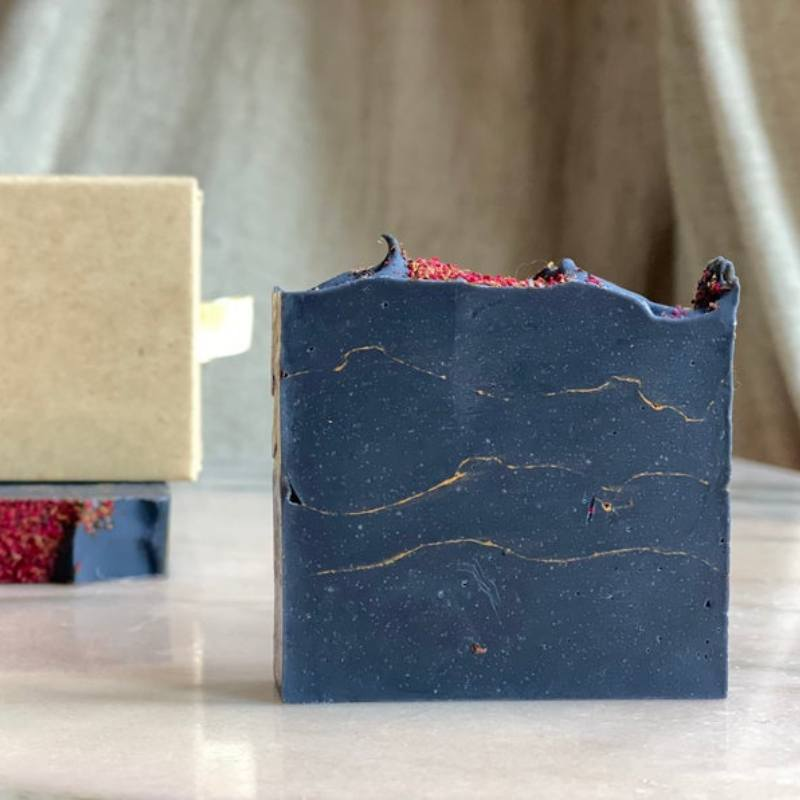 Vegan Midnight Patchouli Luxury Handmade Soap