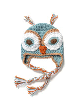 Blue Owl Hat