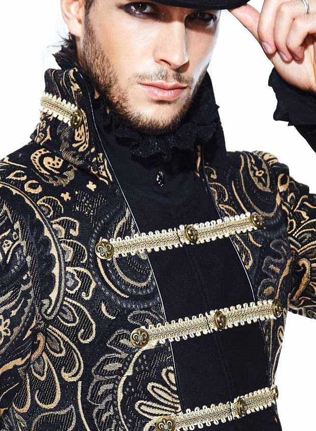 Royal Steampunk Tailcoat