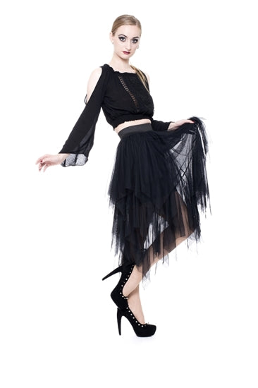 Witch-Look Skirt