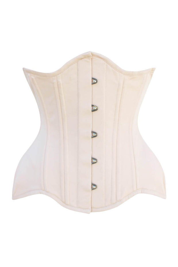 Nude Cotton Curvy Waist Trainer