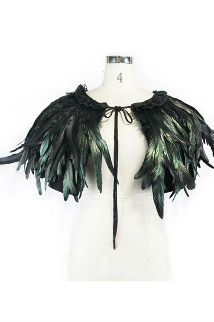 Feather Cape/Picoc