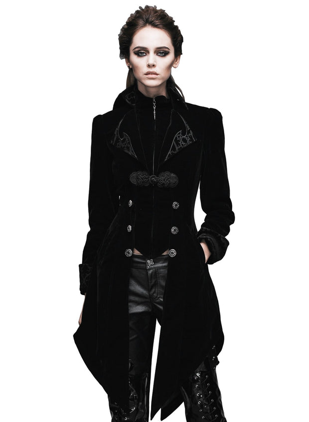 Baroque Ladies Black Jacket