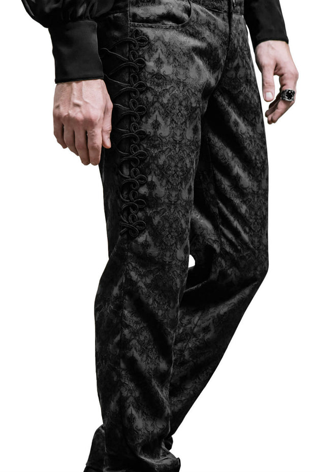 Valentino Brocade Trousers