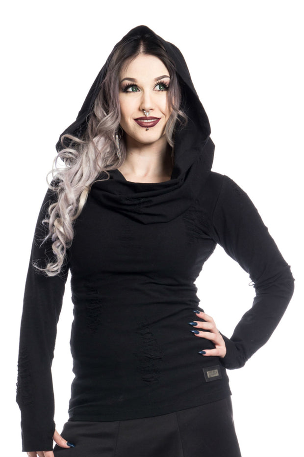 Purity Gothic Top