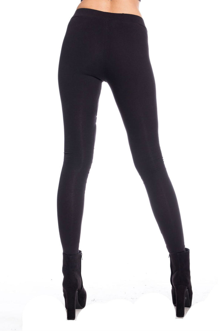 Shear Gothic Leggings