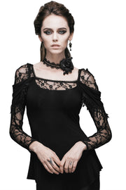 Caera Lace Top