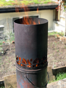 Biochar Kiln - Make biochar at home