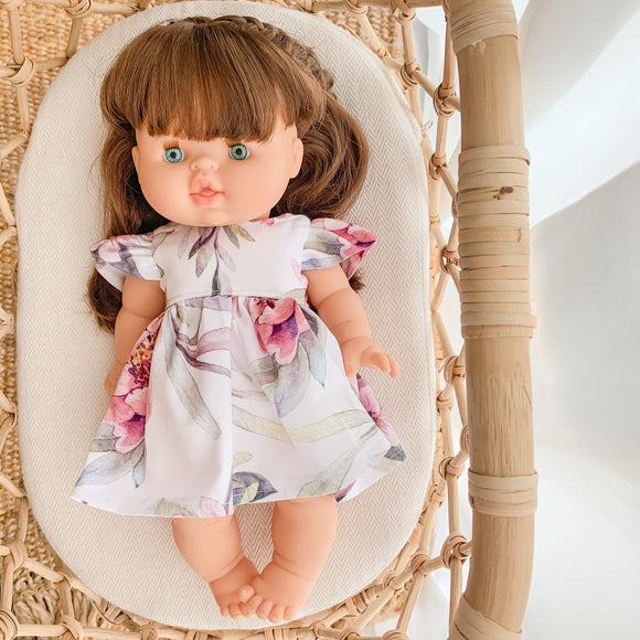 Doll Bella Dress - Peyton - Ready to ship