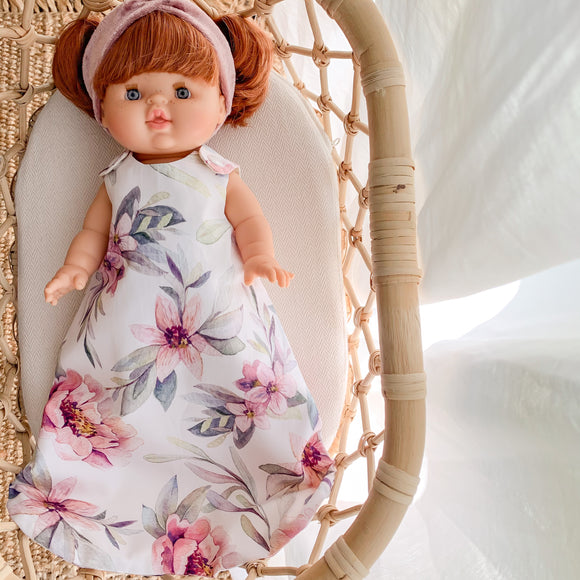 Doll Sleeping Bag - Peyton