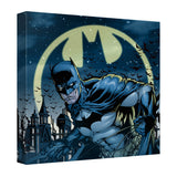 Batman - Heed The Call Canvas Wall Art With Back Board - 88apparelcompany