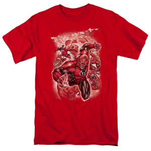 Green Lantern - Red Lanterns #1 Short Sleeve Adult 18/1 - 88apparelcompany