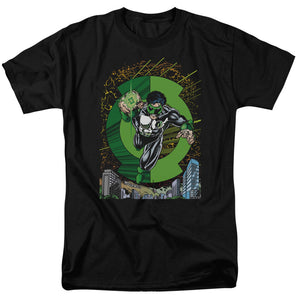 Green Lantern - Gl #51 Cover Short Sleeve Adult 18/1 - 88apparelcompany