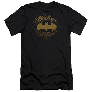 Batman - Batman La Premium Canvas Adult Slim Fit 30/1 - 88apparelcompany