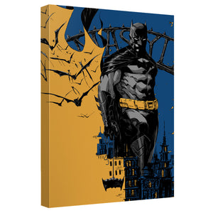 Batman - Eternal Canvas Wall Art With Back Board - 88apparelcompany