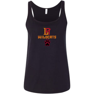 Wildcats -  Relaxed Jersey Tank