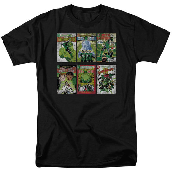 Green Lantern - Gl Covers Short Sleeve Adult 18/1 - 88apparelcompany