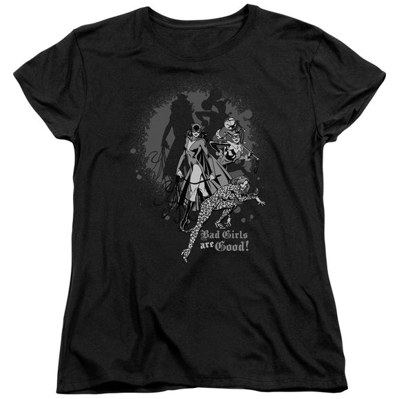 Dc - Bad Girls Are Good Short Sleeve Women's Tee - 88apparelcompany