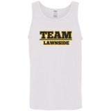 Team lawnside Cotton Tank Top 5.3 oz.