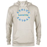 Level up French Terry Hoodie - 88apparelcompany