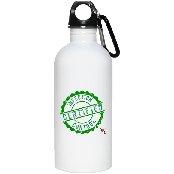 SPU Infection  20 oz. Stainless Steel Water Bottle