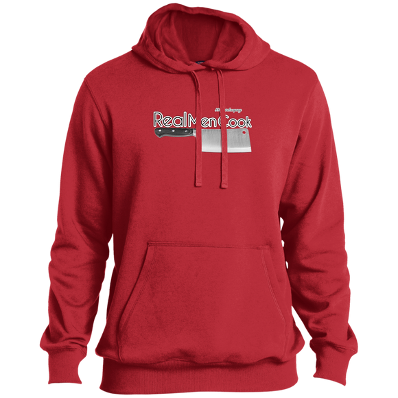Real Men Cook Tall Pullover Hoodie - 88apparelcompany