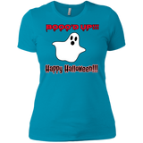 Booo'd Up Ladies' Boyfriend T-Shirt - 88apparelcompany