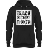 Black history Port & Co. Core Fleece Pullover Hoodie