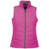 88 signature Ladies' Quilted Vest - 88apparelcompany