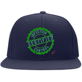 SPU Infection  Flat Bill High-Profile Snapback Hat