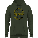Lawnside Port & Co. Core Fleece Pullover Hoodie