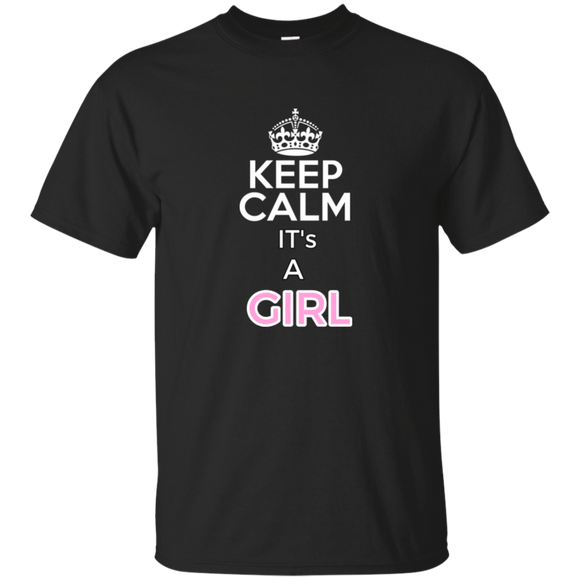Keep calm youth Gildan Youth Ultra Cotton T-Shirt