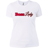 Boss lady Next Level Ladies' Boyfriend T-Shirt - 88apparelcompany