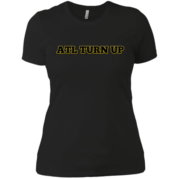 ATL Next Level Ladies' Boyfriend T-Shirt