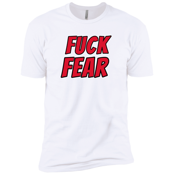 Fuck fear Premium Short Sleeve T-Shirt