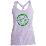 SPU Infection  Ladies' Cosmic Twist Back Tank